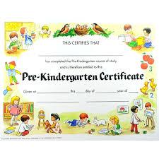 preschool graduation certificate template kindergarten graduation certificate template certificates