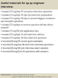 quality control resume sample unforgettable quality assurance