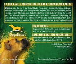 diabetic dog treats diabetic dog food what to look for