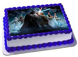 wars edible image wars cake topper wars edible images customized