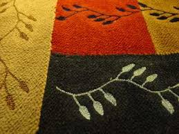 Leaf Area Rug Area Rug Cleaning By Gleam Clean Carpet Cleaning