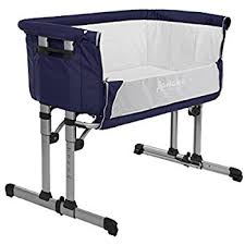 new panana 2 in 1 baby bed next to me side sleeping crib fixed and