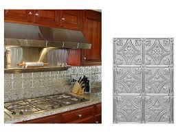 metal backsplash for kitchen interior beautiful metal backsplash renovations kitchen