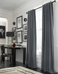 Heavy Grey Curtains Grey Tones Designer Unknown Interior Architecture Pinterest