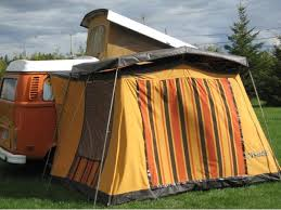 Westfalia Awning For Sale Volkswagen Original Vintage Side Tent Westfalia For Sale West