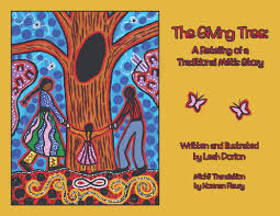 the giving tree a retelling of a traditional métis story