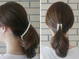 banana clip hair shearybijou rakuten global market earring line valletta