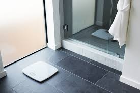 How To Clean Black Tiles Bathroom White Stains On Black Tiles And Work Surfaces Popsugar Home Uk