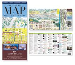 aspen map reach clients with our annual aspen map the summer maps