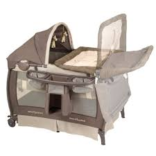 Playard With Changing Table Portable Playpen Playard Ba Play Travel Crib N Changing Table