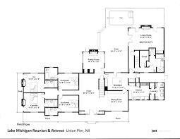 floorplans lake michigan reunion u0026 retreat unique family