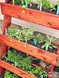Ideas For Herb Garden Snap Crafts Diy Herb Garden Tutorial Digin Ad