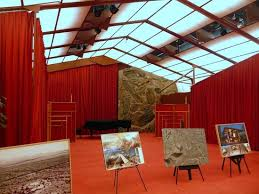 Taliesin West Interior Cabaret Theater Picture Of Taliesin West Scottsdale Tripadvisor