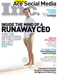 inc magazine october 2017 strategies and tools for business
