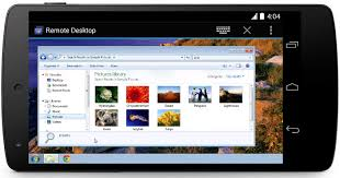 chrome bureau à distance launches chrome remote desktop on android allowing mobile