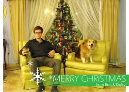 dog christmas cards this is the christmas card i m sending out featuring me and my