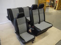 Van Seat Upholstery Camper King Vw Camper Van Hire Vw Camper Van Conversions Vw