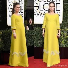 formal maternity dresses 74th golden globe award maternity women carpet dresses 3 4