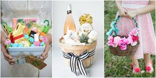easter gift baskets 21 easter basket ideas easter gifts for kids and
