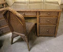 Rattan Desk Chair Rattan Furniture Desk Bookcase Office Chair China Mainland