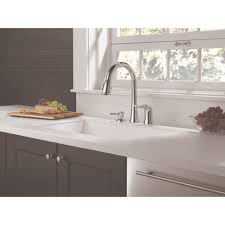 delta faucet 16970 sssd dst kate brilliance stainless pullout