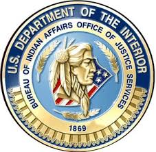 us bureau of indian affairs bia office of justice services home