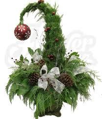 grinch tree workshop flowerchix