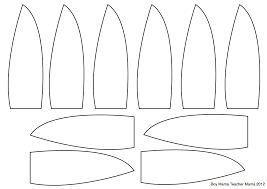 turkey feather cut out templates happy thanksgiving