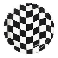 Checkered Flag Ribbon Checkered U0026 Racing Party Supplies Party Supplies Canada Open A Party