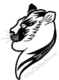 tribal tiger cooltattooarts