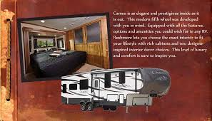crossroads rv reintroduces carriage u0026 cameo fifth wheels u2013 vogel