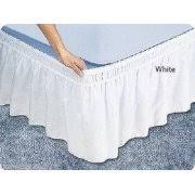 Wrap Around Bed Skirts Easyfit Wrap Around Bed Skirts
