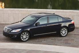 used 2010 hyundai genesis for sale pricing features edmunds