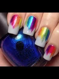 best 25 gradient nails ideas on pinterest glitter gradient