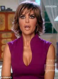 lisa rinna weight off middle section hair lisa rinna claims yolanda foster threw her under the bus as they