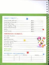 school days keepsake album mickey mouse school days memories book 2037 the bobbibopstuff