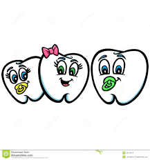 teeth clipart baby tooth pencil and in color teeth clipart baby