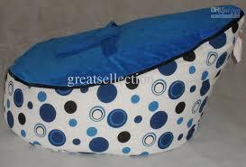 Bean Bag Sofa Pattern 2017 Sell Baby Bean Bag Children Sofa Chair Cover Blue Pink