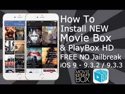 how to get movie box and play box hd on ios 10 9 3 2 10 0 1 10 0 2