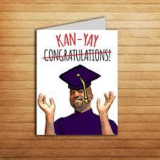 grad cards kanye west graduation card printable new card kanye