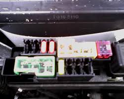 fuse module locations pics nissan versa forums