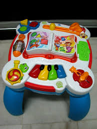 learn and groove table kiddy parlour sold gallery leapfrog learn groove musical table