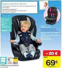 baby siege auto carrefour promotion siège auto imax sp plus tex baby siège