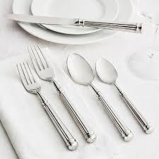 sur la table flatware fortessa nyssa flatware sets sur la table
