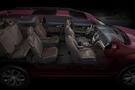 Gmc Acadia Denali Interior 2016 Gmc Acadia Interior Seating Up General Motors Carrrs Auto