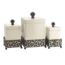 furniture home attractive and functional canistersets coffee