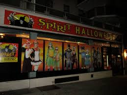 spirit halloween costume store a ricky s cosmetics store in new york advertises that it is hiring