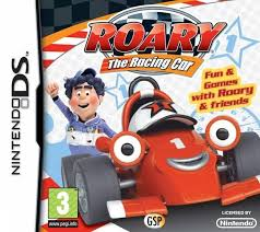 roary racing car box shot ds gamefaqs