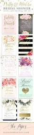 top 25 best bridal shower invitations ideas on pinterest