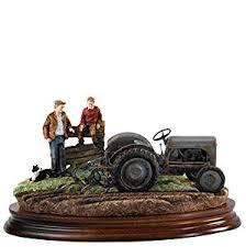 border arts classic collection the future of farming ornament